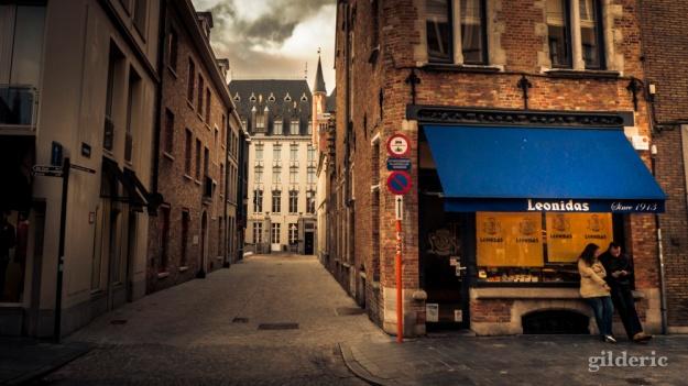 Pralines de Bruges - Photo : Gilderic