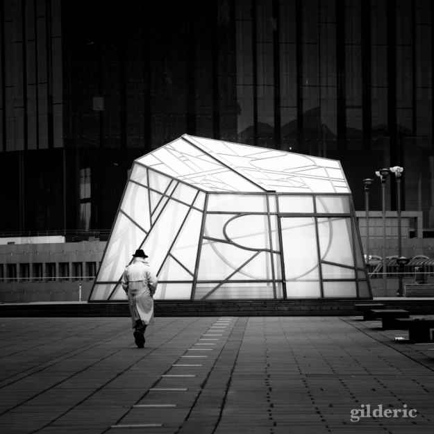 Puzzled (à Luxembourg) - Photo : Gilderic