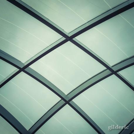 Architecture detail (Médiacité, Liège) - Photo : Gilderic