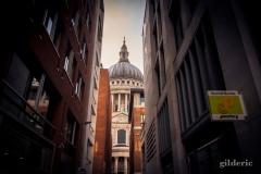 Hide and seek with Saint-Paul, in London...
