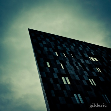 Architecture detail (Luxembourg) - Photo : Gilderic