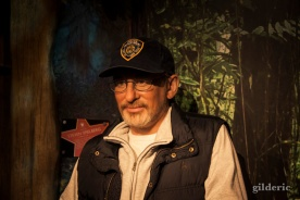 Steven Spielberg chez Madame Tussaud
