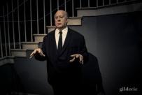 Alfred Hitchcock chez Madame Tussaud