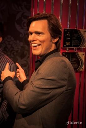Jim Carrey chez Madame Tussaud