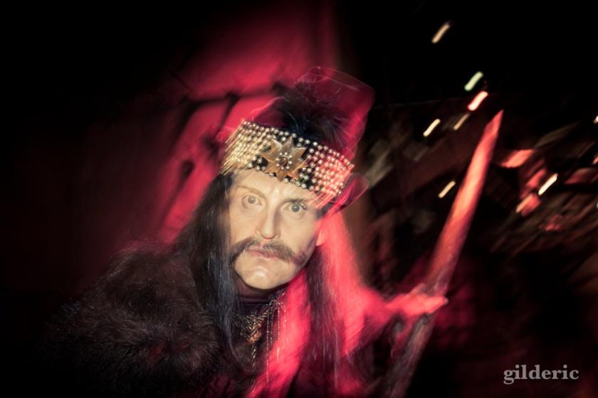 Dracula chez Madame Tussauds