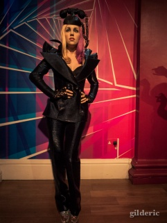 Lady Gaga chez Madame Tussaud