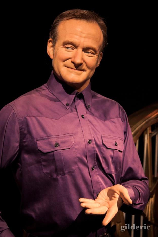 Robin Williams chez Madame Tussauds