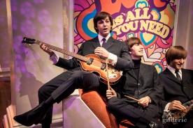 Les Beatles chez Madame Tussauds