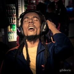 Bob Marley chez Madame Tussauds
