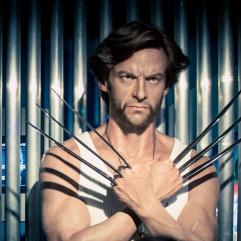Hugh Jackman alias Wolverine (chez Madame Tussaud)