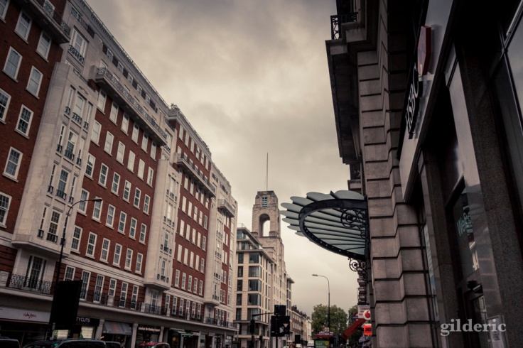 Baker Street London - Photo : Gilderic