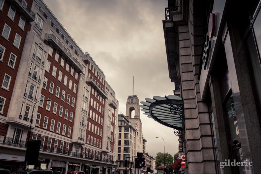 Baker Street London - Photo : Gilderic