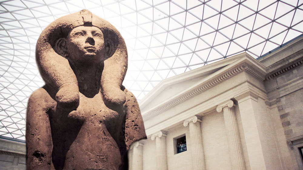 Art ancien et architecture moderne au British Museum