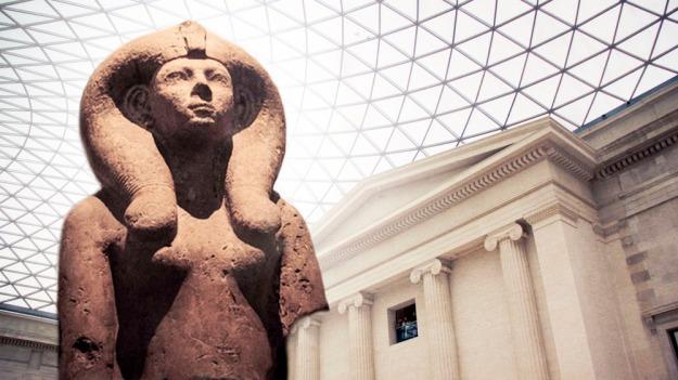 British Museum : ancient art & modern architecture  - Photos : Gilderic