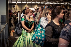 FACTS 2014 Cosplay : Anna (Frozen)