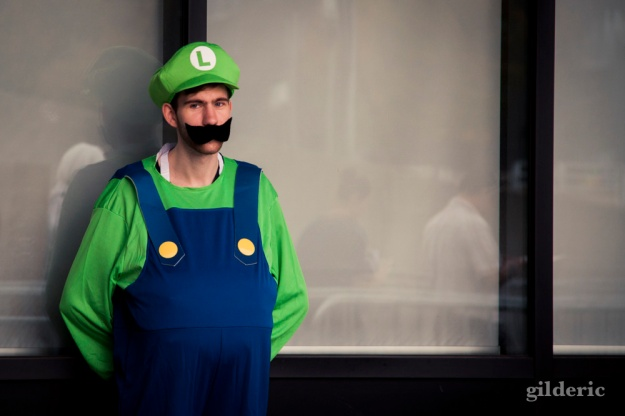 FACTS 2014 Cosplay : Luigi
