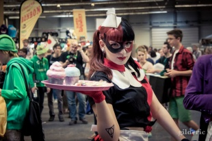 FACTS 2014 Cosplay :Harley Quinn