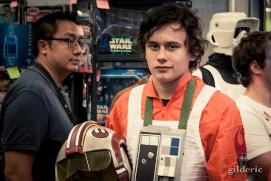 FACTS 2014 Cosplay : Star Wars Rebel Pilot