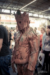FACTS 2014 Cosplay : Groot (Guardians of the Galaxy)