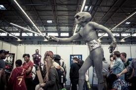 FACTS 2014 Cosplay : aliens are here