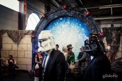 FACTS 2014 Cosplay : Star Wars meets Stargate