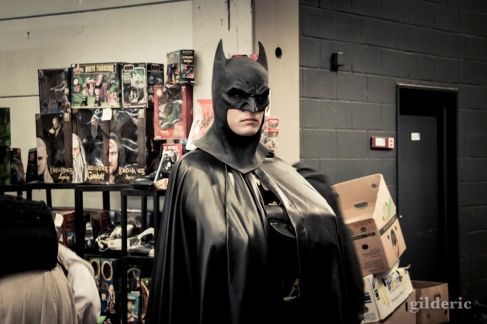 FACTS 2014 Cosplay : Batman