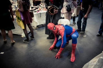 FACTS 2014 Cosplay : Spiderman