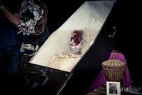 FACTS 2014 - Morte-vivante dans cercueil - photo : Gilderic