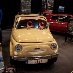 Fiat Luigi, Cars (FACTS Festival 2014)