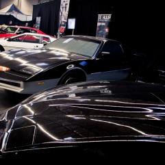 K2000 et autres voitures - FACTS Festival 2014
