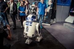 R2-D2 télécommandé - FACTS Festival 2014