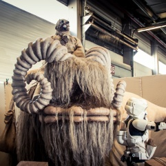 Bantha et Homme des Sables (Star Wars) - FACTS Festival 2014