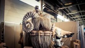 Bantha et Homme des Sables (Star Wars) - FACTS Festival 2014