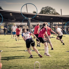 Match de Quidditch - FACTS Festival 2014