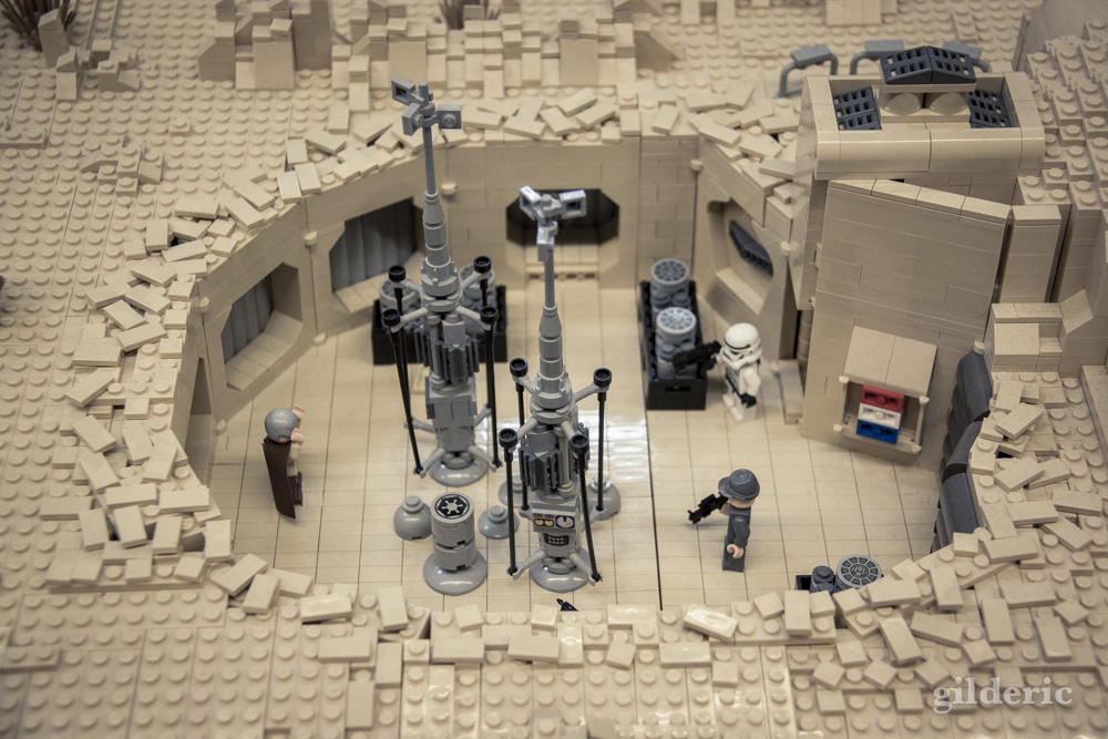 La Ferme de l'Oncle Owen (Star Wars en Lego, FACTS 2014) - Photo : Gilderic