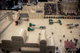 Course de Modules (Star Wars en Lego, FACTS 2014) - Photo : Gilderic