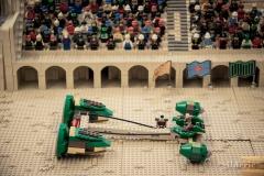 Course de Modules (Star Wars en Lego, FACTS 2014) - Photo : Gilderic