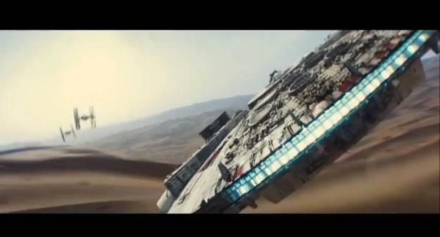 Star Wars Episode 7 teaser