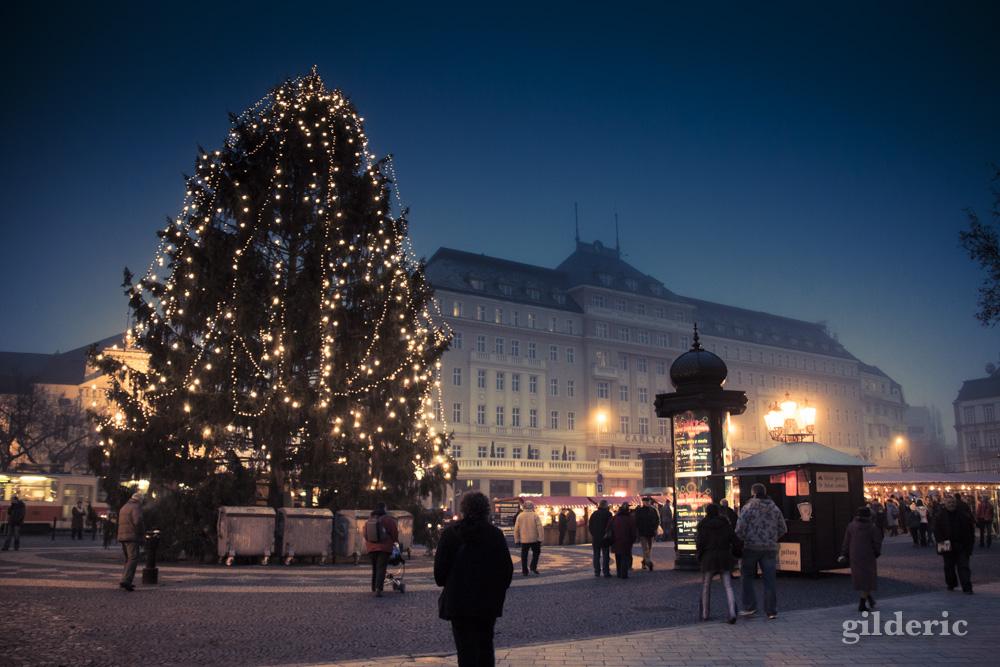 Les lumières deBratislava