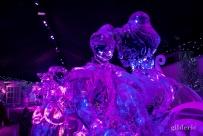Cendrillon et son prince- Disneyland Ice Dreams - Photo : Gilderic