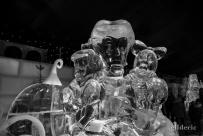 Marâtre de Cendrillon - Disneyland Ice Dreams - Photo : Gilderic