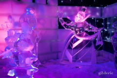 Reine de Coeur- Disneyland Ice Dreams - Photo : Gilderic