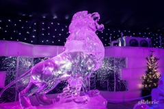 Le Roi Lion - Disneyland Ice Dreams - Photo : Gilderic
