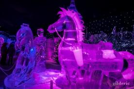 Maximus (Raiponce) - Disneyland Ice Dreams - Photo : Gilderic