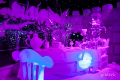 Chapelier fou- Disneyland Ice Dreams - Photo : Gilderic