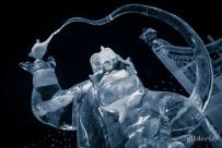 Le génie d'Aladdin - Disneyland Ice Dreams - Photo : Gilderic
