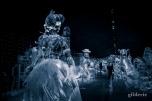 Vue d'ensemble - Disneyland Ice Dreams - Photo : Gilderic