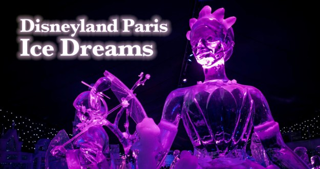 Disneyland Paris Ice Dreams