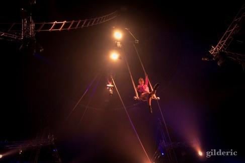 Trapéziste - Festival Européen du Cirque Liège
