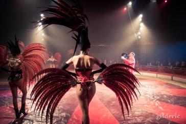 Danseuses - Festival Européen du Cirque Liège